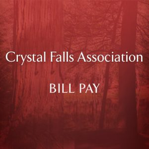 Crystal Falls Association Bill Pay